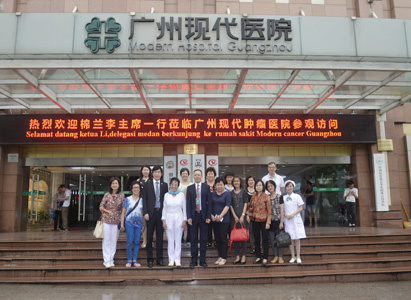 Know Minimally Invasive Technology And Spread Anticancer Energy Modern Hospital Guangzhou
